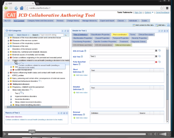 iCAT editing platform 3
